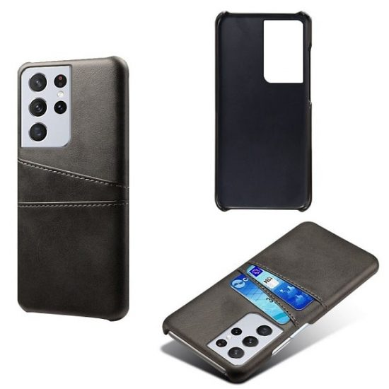 Leather Wallet Samsung Galaxy S21 Plus Case With card holder