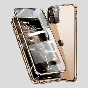 Magnetic Absorption Double Sided iPhone Case