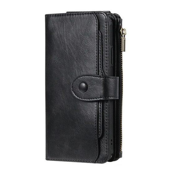 Magnetic Detachable Flip Wallet iPhone 12 Case