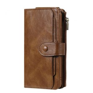 Magnetic Detachable Flip Wallet iPhone 12 Pro Case