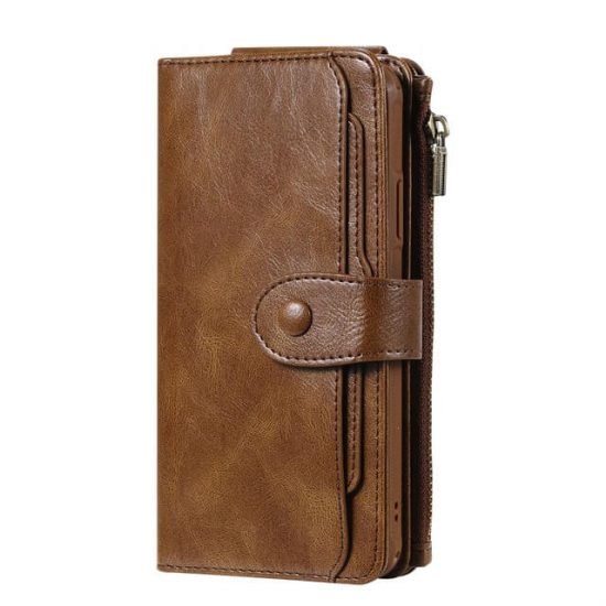 Magnetic Detachable Flip Wallet iPhone 12 Pro Case