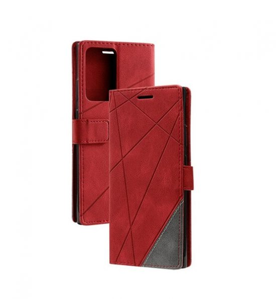 Samsung Galaxy S21 Ultra Leather Wallet Case