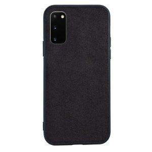 Samsung Galaxy S21 alcantara case
