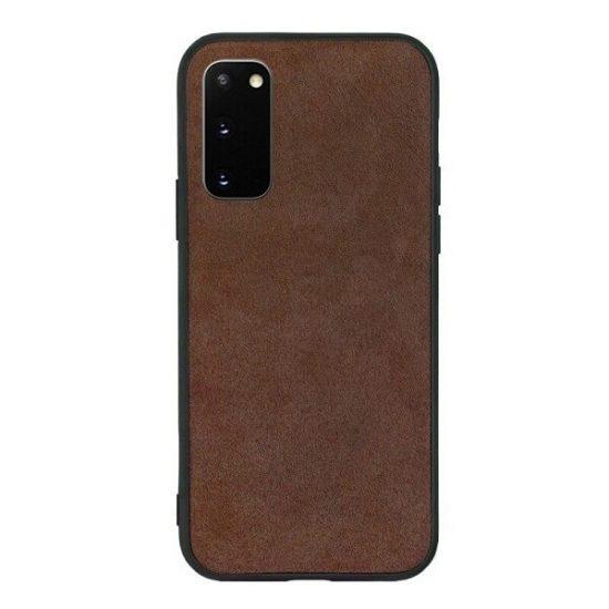 Samsung S21 Ultra alcantara case