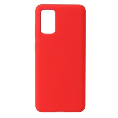 Red Silicone Candy Color Case