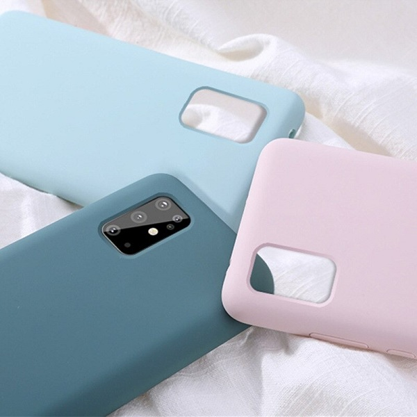 Silicone Candy Color Case - Samsung S21 S21 Plus S21 Utra