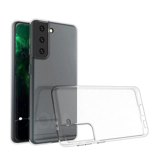 clear samsung Galaxy S21 case