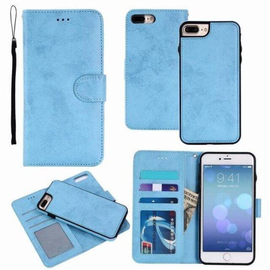 detachable magnetic wallet case iPhone 12 Pro Max