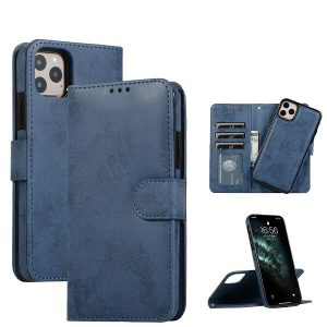 iPhone 12 detachable magnetic wallet case