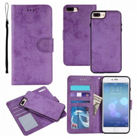 iPhone 12 detachable magnetic wallet case - waw case