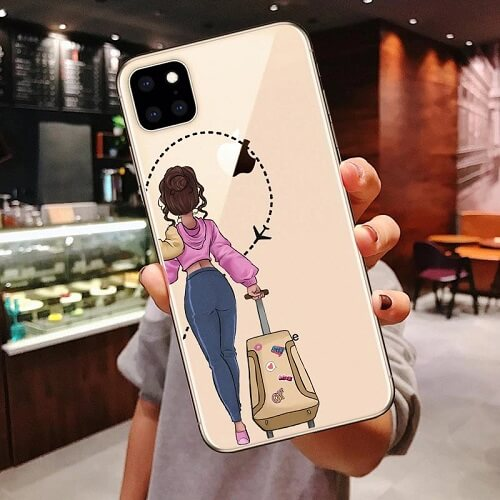 Travel Girl Best Friends Forever Phone Case (1)