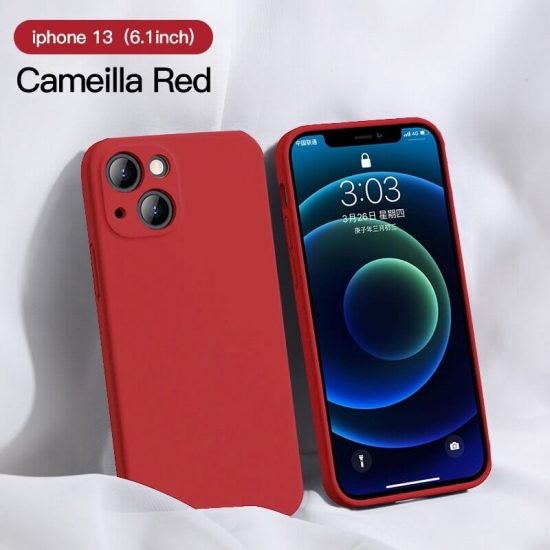Cameilla red iPhone 13 Case