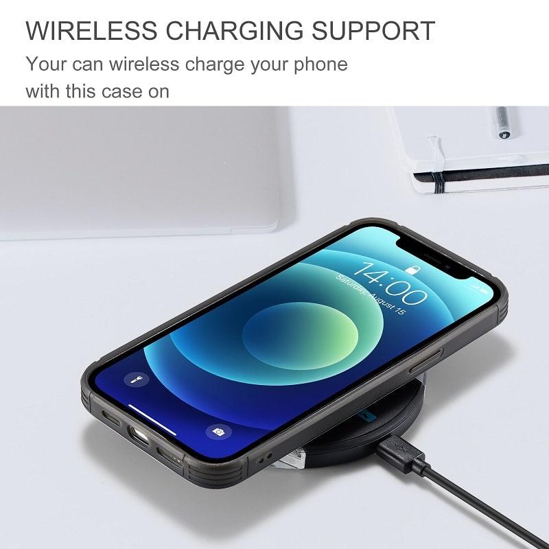 Detachable Wallet iPhone 11 12 13 Pro Max Case