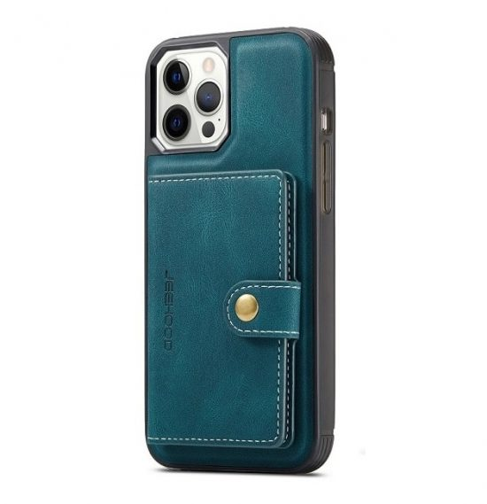Detachable wallet phone case for iPhone 13- iPhone 13 Pro- iPhone 13 Pro Max