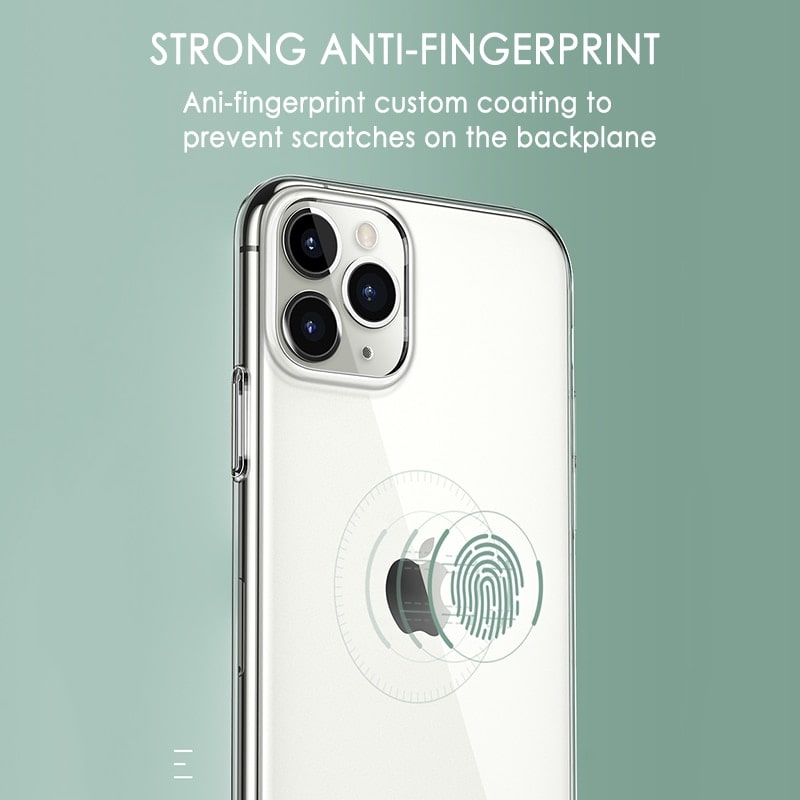 Ultra Slim Clear Silicone iPhone 13 - iPhone 13 Pro - iPhone 13 Pro Max Case
