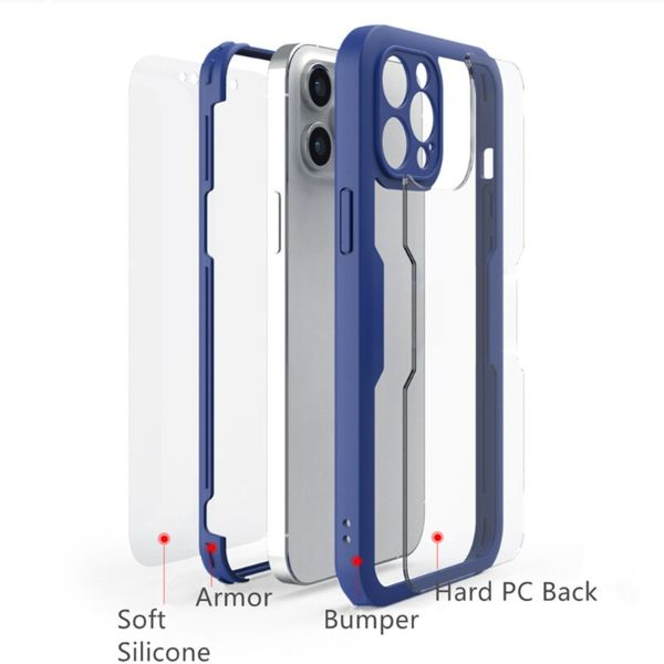 Ultra Slim Shockproof iPhone 13 Case