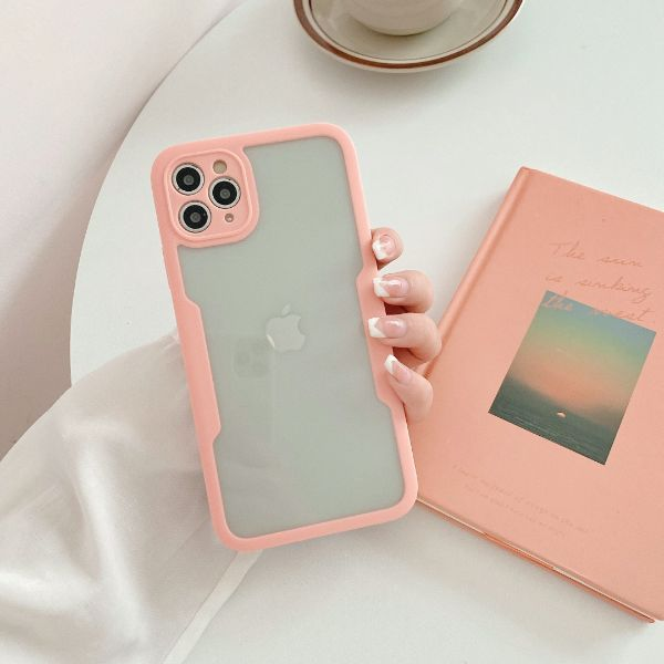 Ultra Thin Shockproof Bumper iPhone 13 Series Case