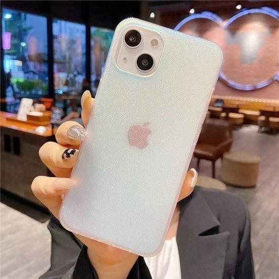 Rainbow Gradient Laser iPhone 13 Pro Max Case