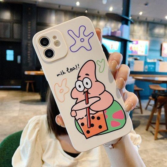Cartoon SpongeBob SquarePants Phone Case