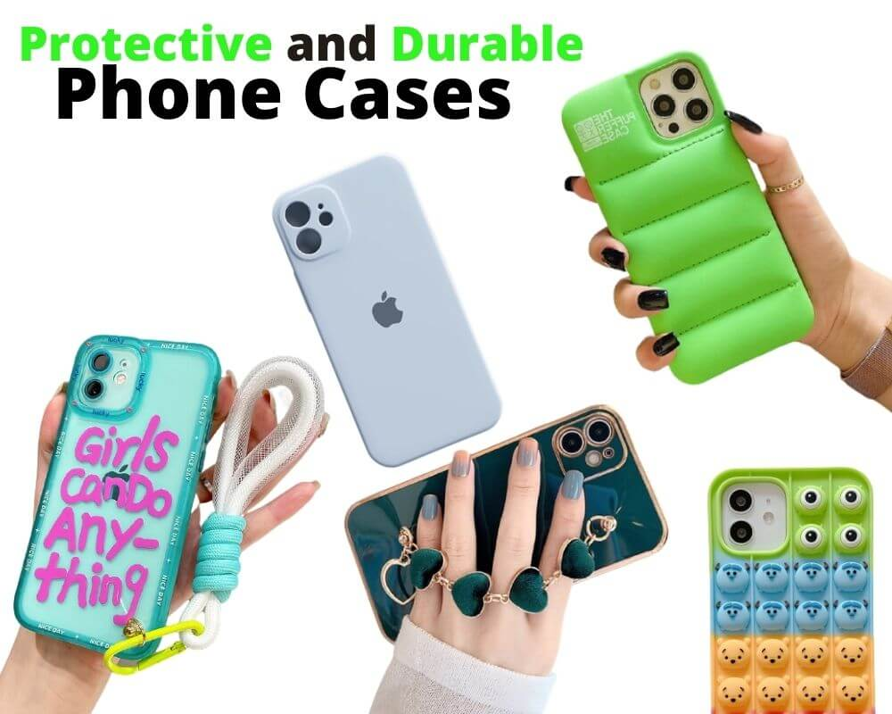 Protective and Durable Phone Cases Covers